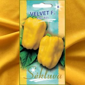 PAPRIKA 'Velvet' F1